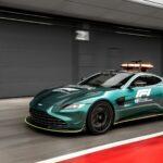 Aston Martin jetzt auch als Safety Car in der Formel 1