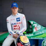 30 Jahre nach Michael Schumacher: Sohn Mick im Jordan 191
