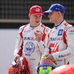 Masepin sieht Rivalität mit Mick Schumacher als Normal an
